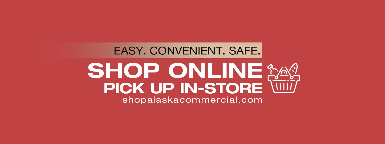 Shop online Shop Alaska Commercial